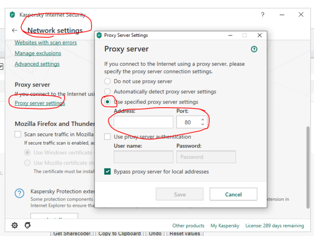 KASPERSKY 2019 [MEDICINE-DISCUSSION-KNOWLEDGE BASE INFO] - Page 111