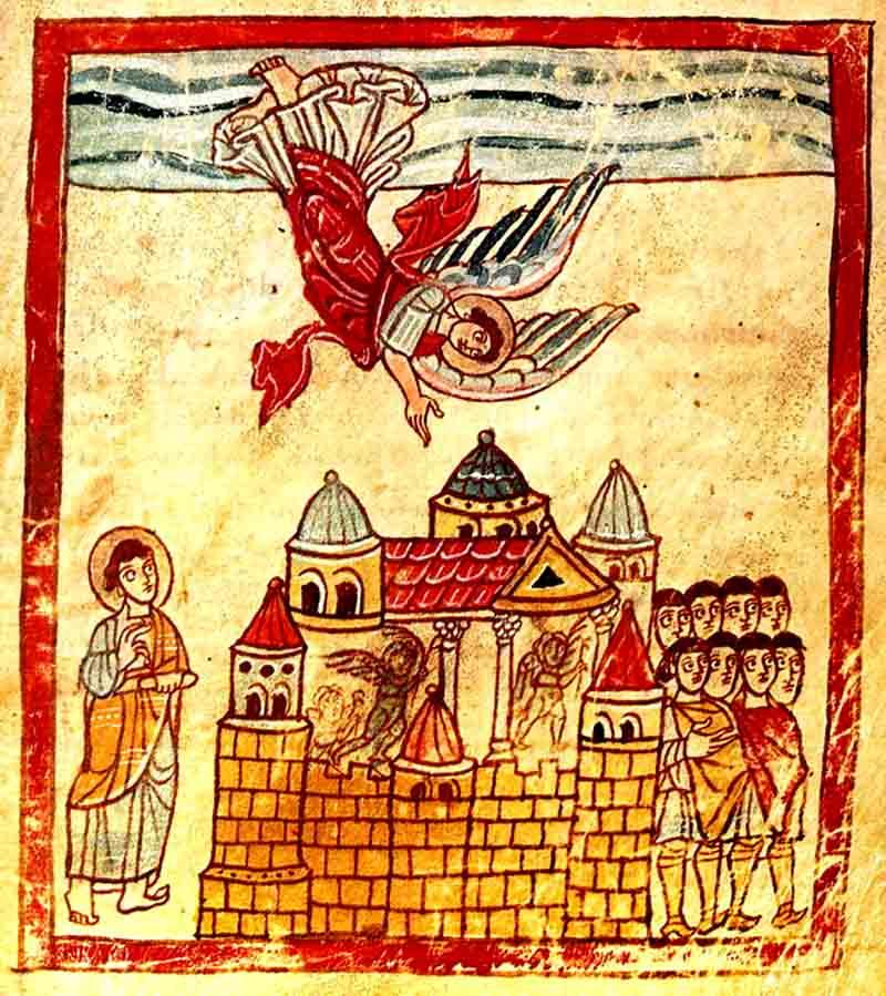 ბაბილონის დამხობა