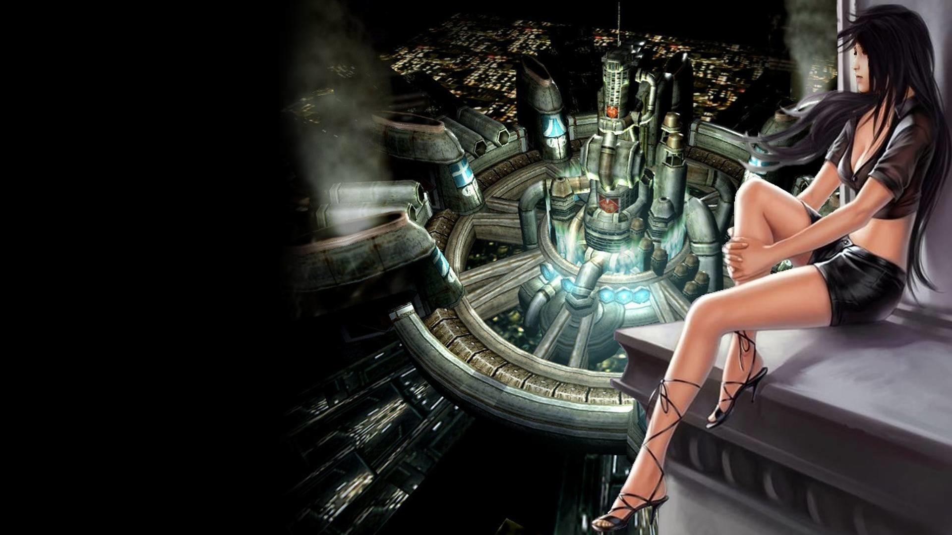 Фанат выяснил, какой размер груди у героини Final Fantasy VII Remake