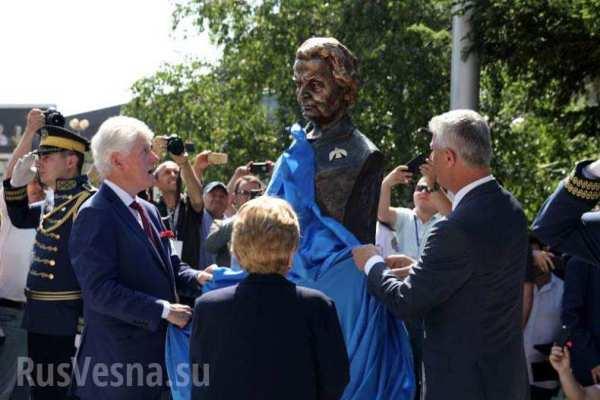 Сербия, Косово, Мадлен Олбрайт, Билл Клинтон