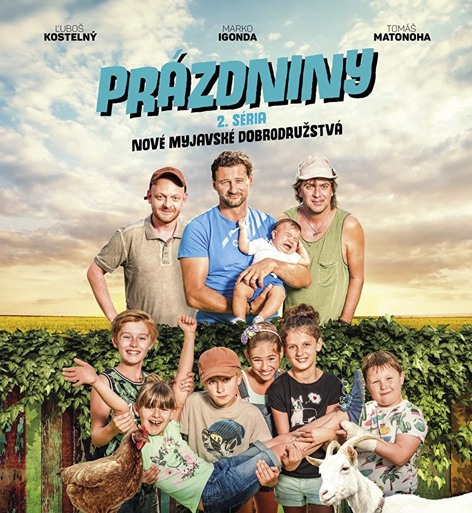 каникулы Prazdniny 2017 2019 словакия Hdtv Rip скачать