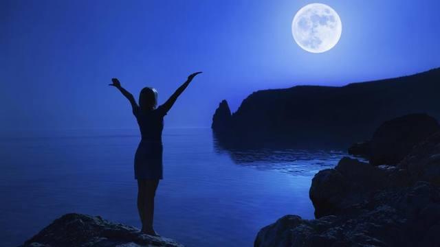 Чандра Намаскар. Практика Лунная Энергия. 26885941_m