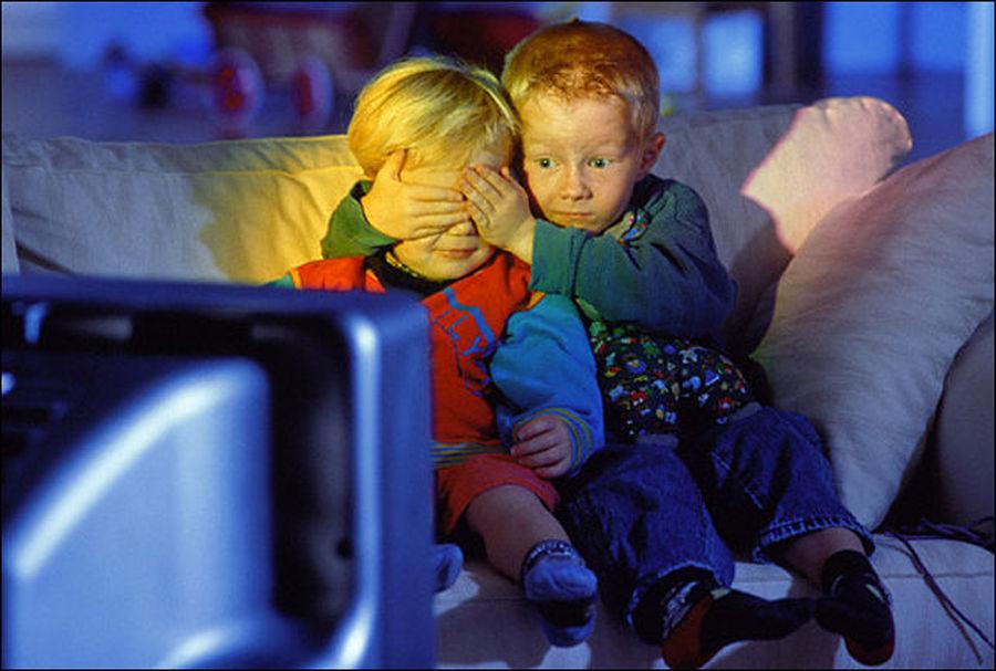 ბავშვები და ტელევიზორი
