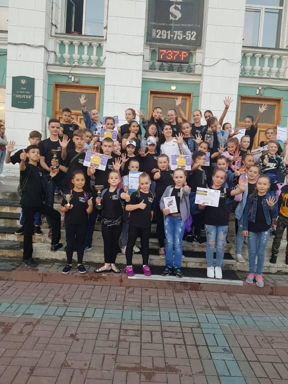 12-15 июня в г. Новосибирск состоялся  IV Международный фестиваль-конкурс детского и юношеского творчества «Сердце Сибири», проводимый в рамках культурно-образовательного проекта «Я МОГУ!».
