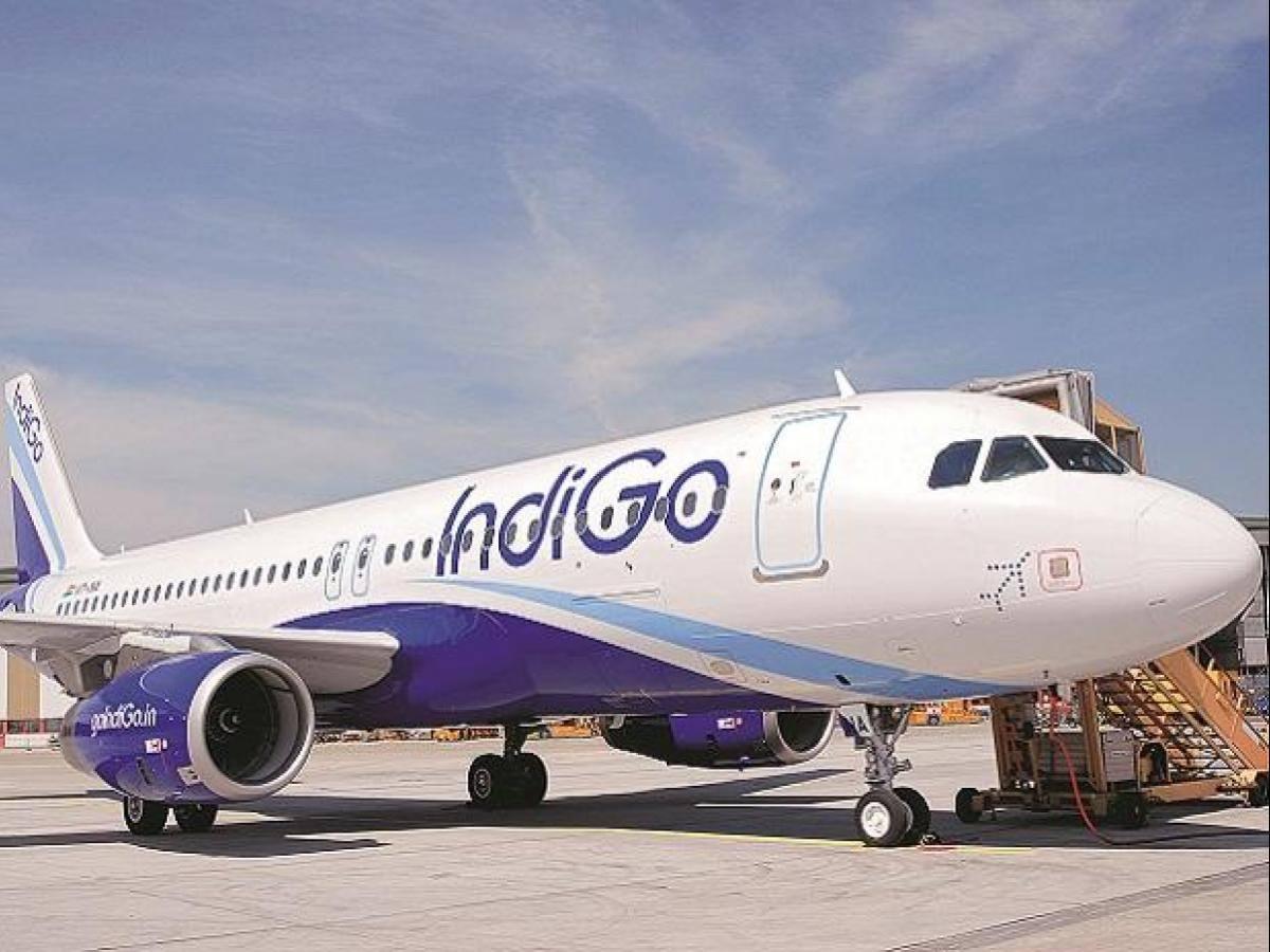 Largest ever single engine order in history  IndiGo