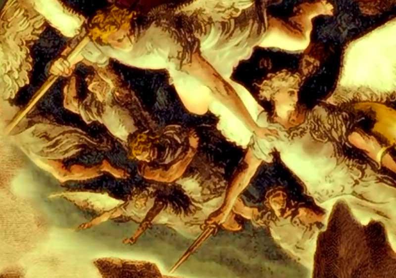 დაცემული ანგელოზები