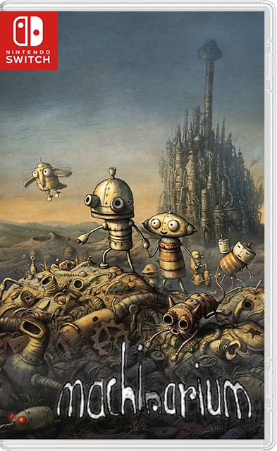 Machinarium Switch NSP
