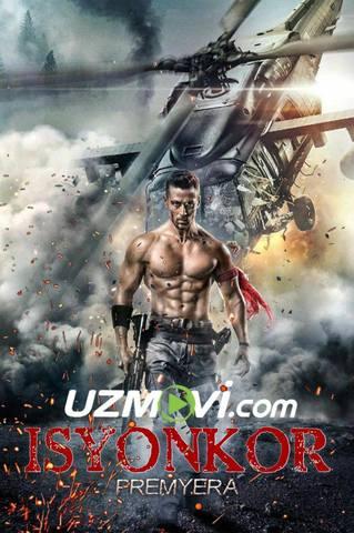 Isyonkor hind kino Uzbek tilida Premyera