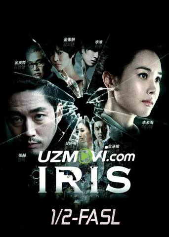 Iris Ayris Korea serial uzbek tilida 1/2 fasl barcha qismlar