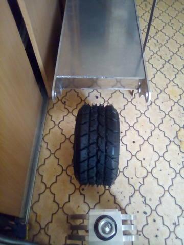 Пневматическая подвеска - без фрезеровки .