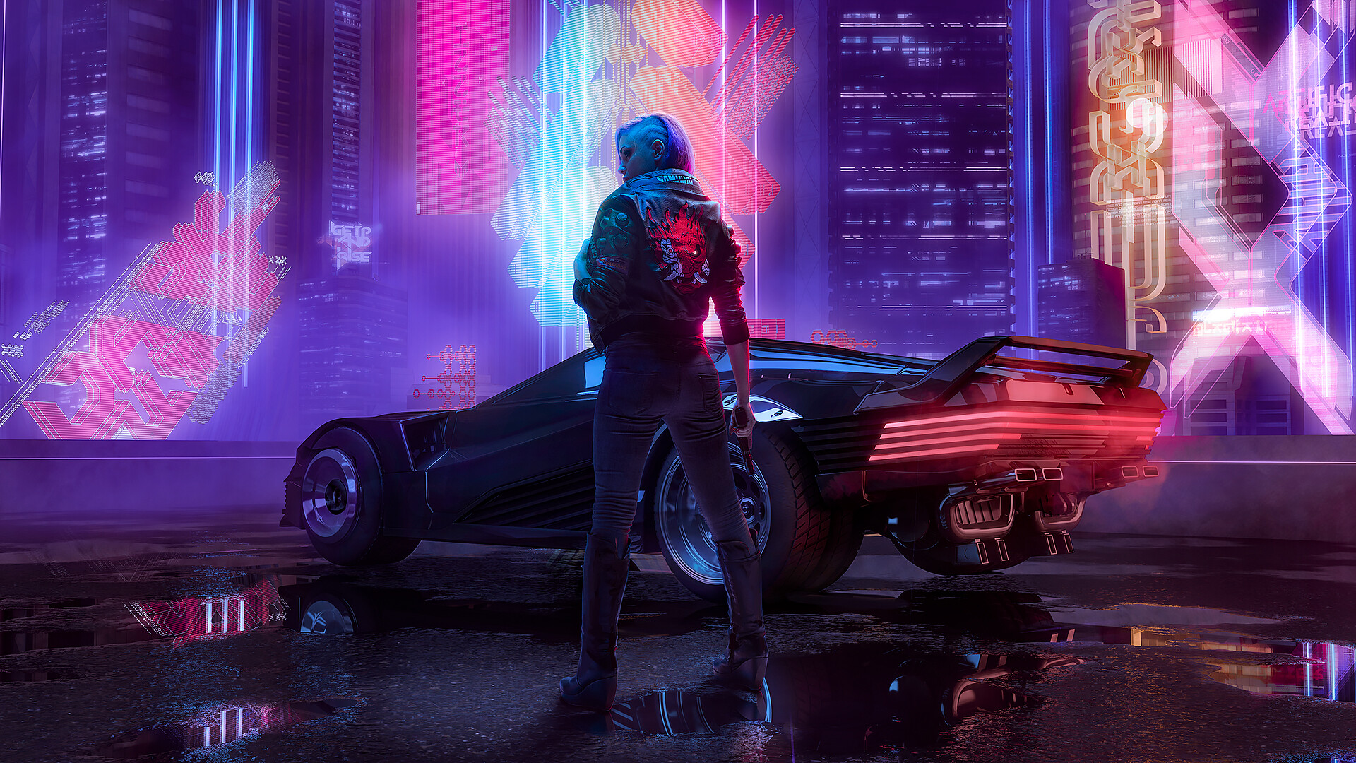 Новые подробности Cyberpunk 2077 — интервью с разработчиком