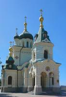 Форосская церковь (Храм Воскресения Христова)(1892 г.). Фото Морошкина В.В.