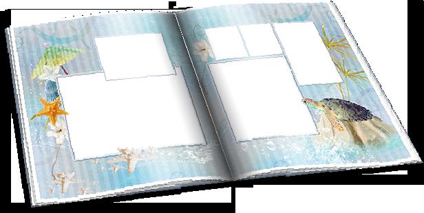 Лазурный берег - Летний фотоальбом