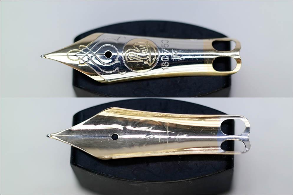 Pelikan Souveran M800. Lenskiy.org