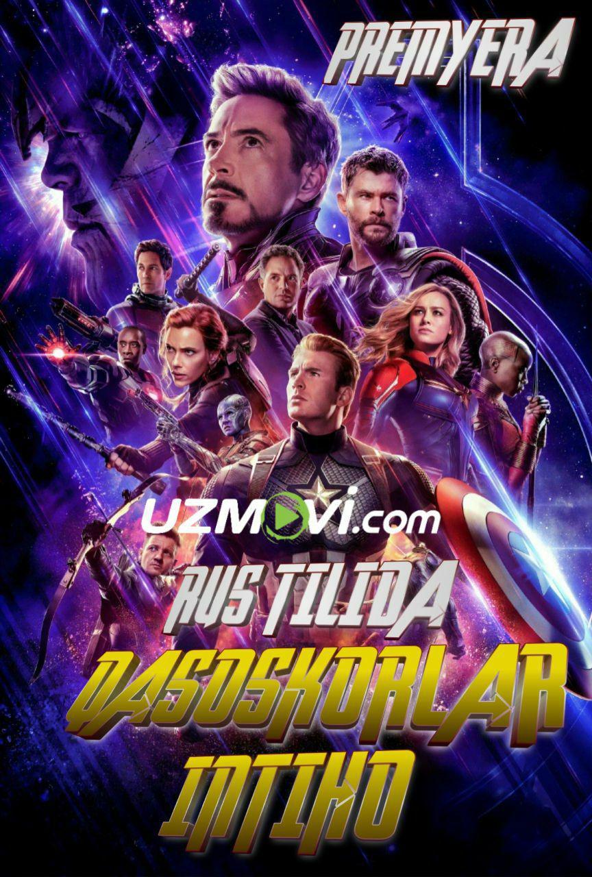QASOSKORLAR 4: INTIHO PREMYERA RUS TILIDA 2019 Film Rus tilida HD! tas ix