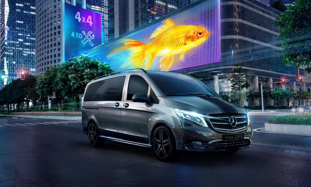 Mercedes-Benz Vito Life