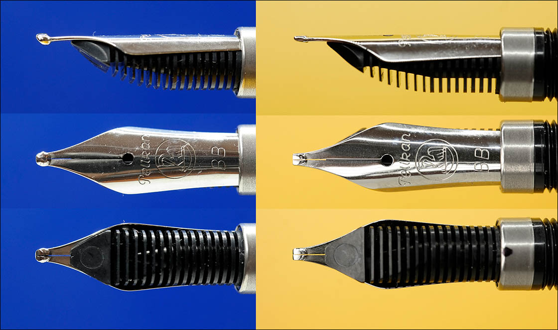 DailyItalic from Pelikan M2xx BB nib. Lenskiy.org