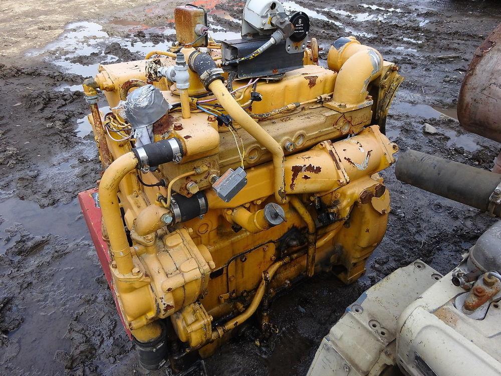 Двигатель Caterpillar D330A