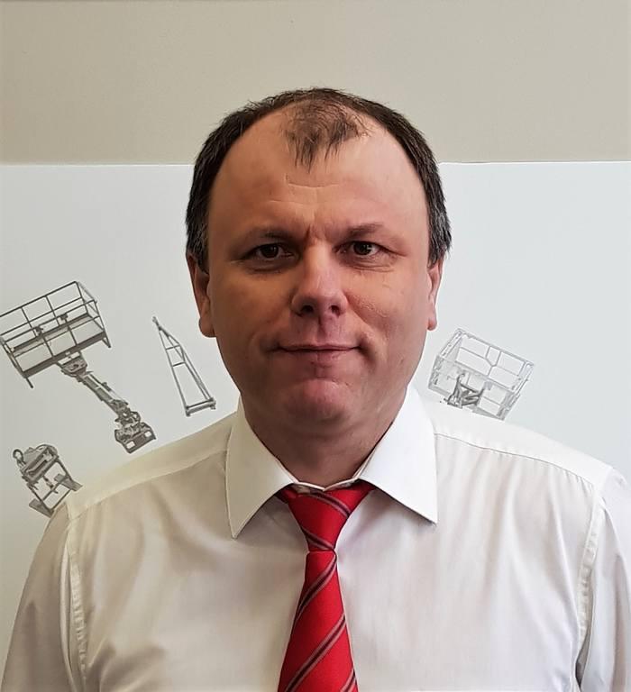 Михаил Тихонов, менеджер отдела послепродажного обслуживания ООО «МАНИТУ ВОСТОК»