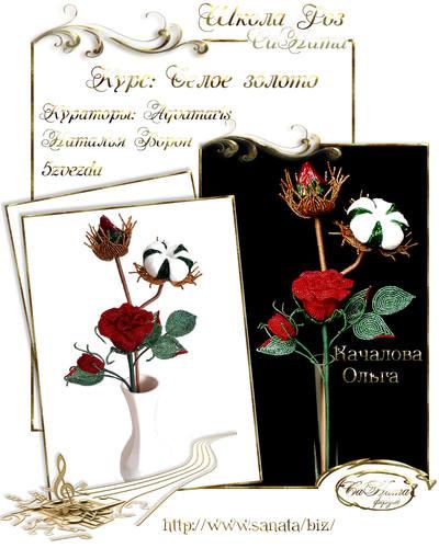 Выпуск Школы Роз. Курс - Белое золото 2 27521353_m