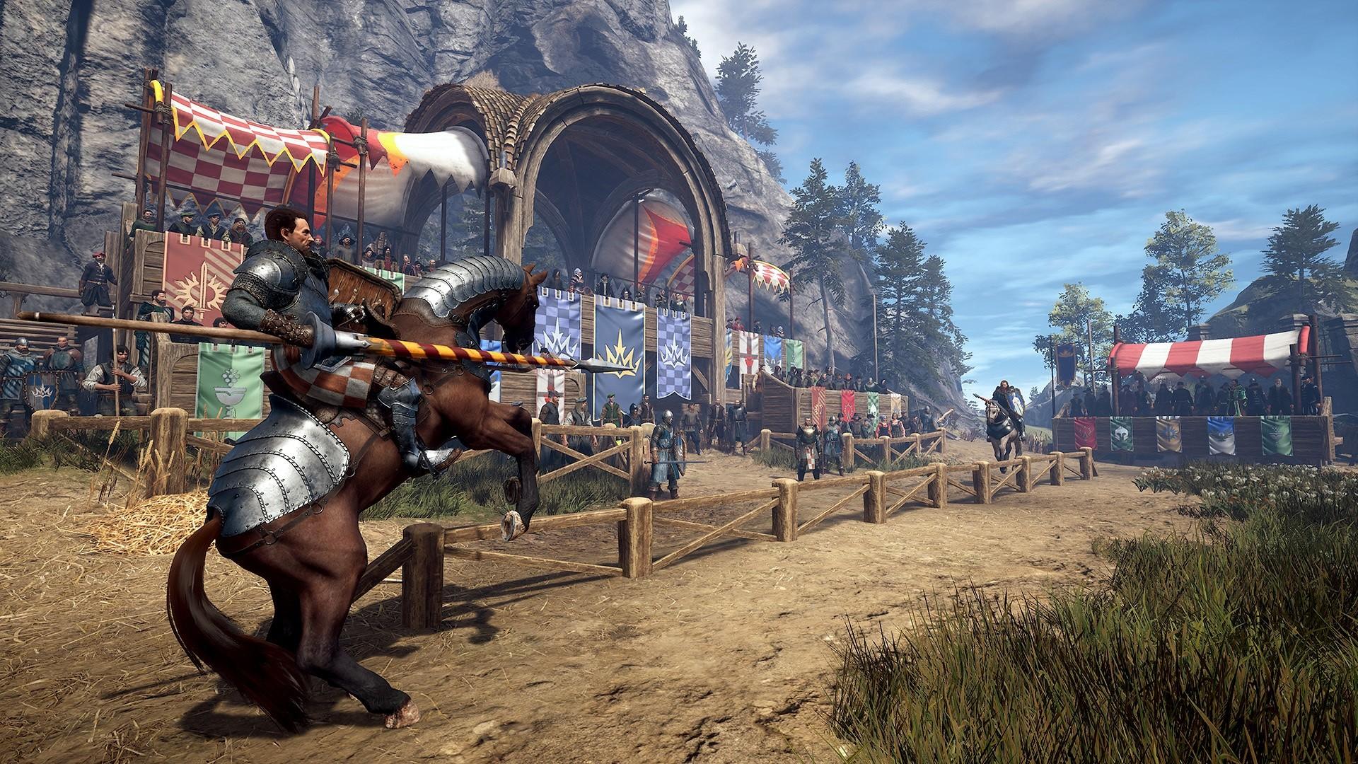 Анонсирована King's Bounty 2 — тактическая RPG от русских разработчиков
