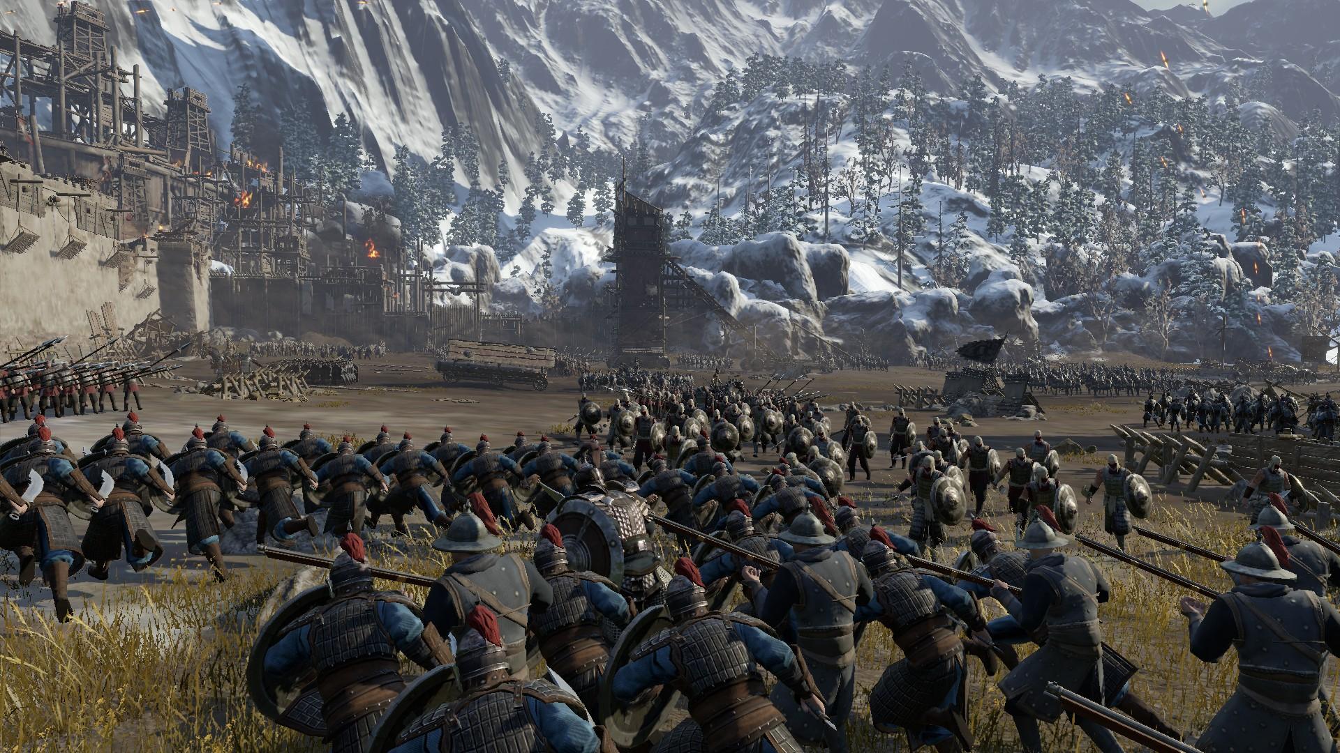 В Conqueror's Blade появится система сезонов с битвами за территории и ценными наградами