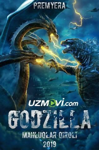 Godzilla: Mahluqlar qiroli Uzbek O'zbek tilida premyera