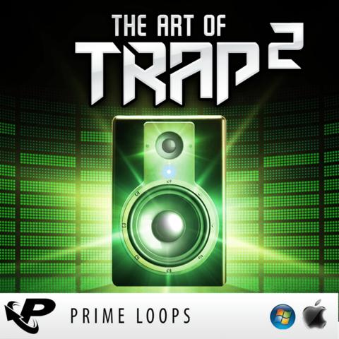 Prime Loops - The Art Of Trap 2 MULTiFORMAT