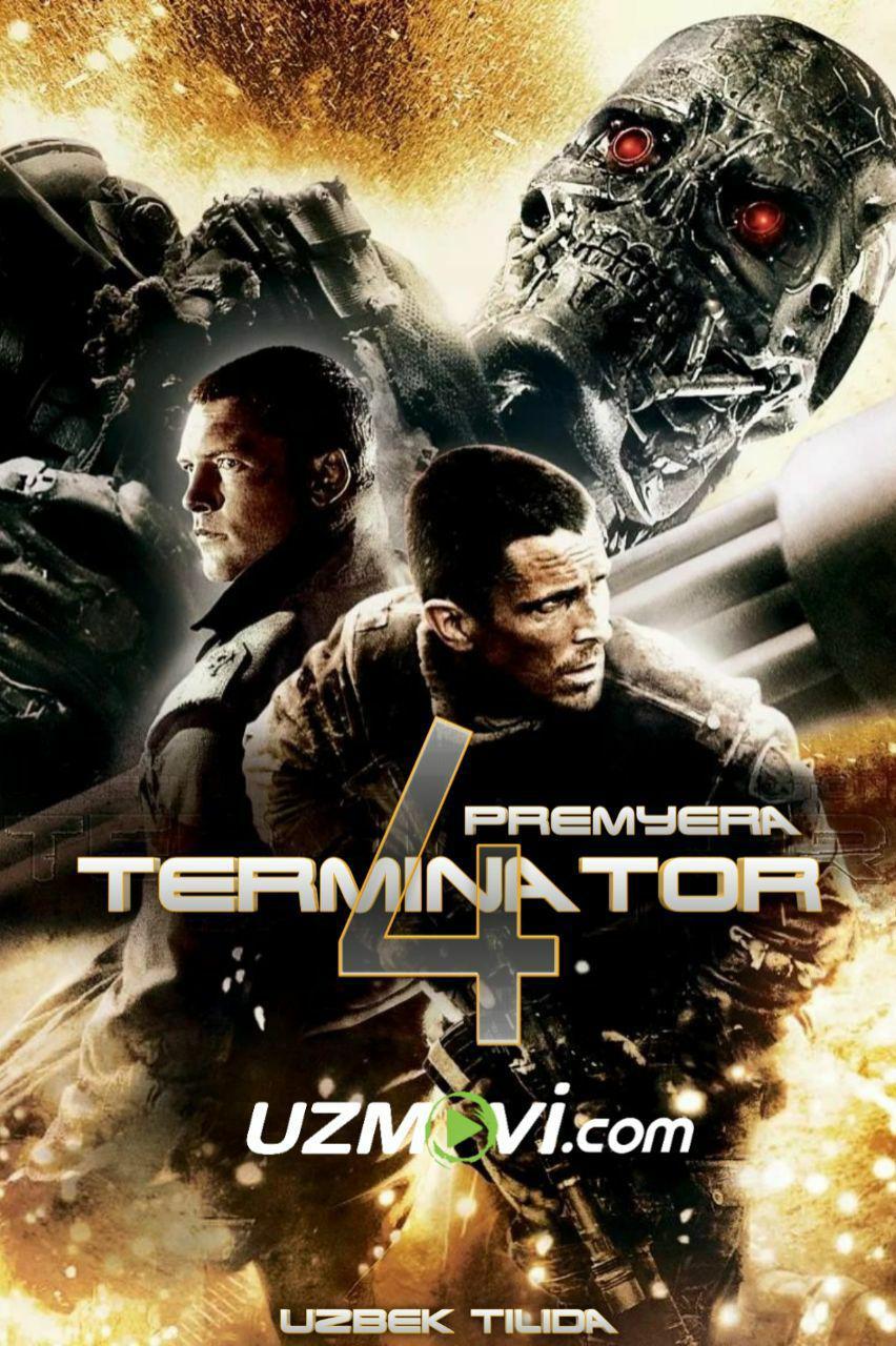 Terminator 4 premyera ilk bor uzbek tilida