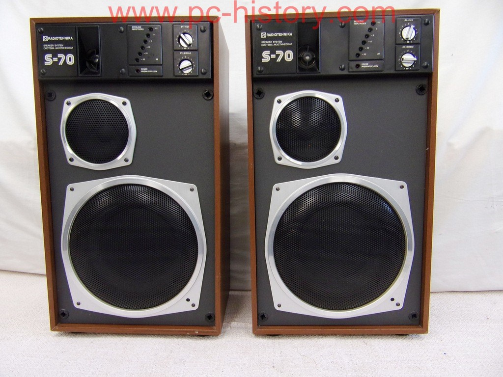 RRR Speakersystem S-70 4