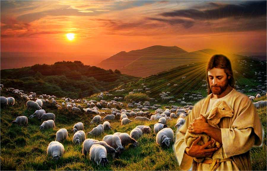 ქრისტე - კეთილი მწყემსი