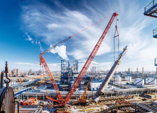 Омский нефтеперерабатывающий завод ПАО «Газпром»