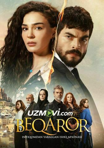 Beqaror Turk seriali Uzbek O'zbek tilida barcha qismlari