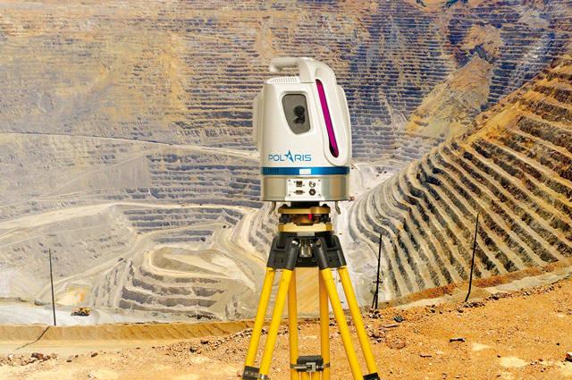 3D-сканер Polaris