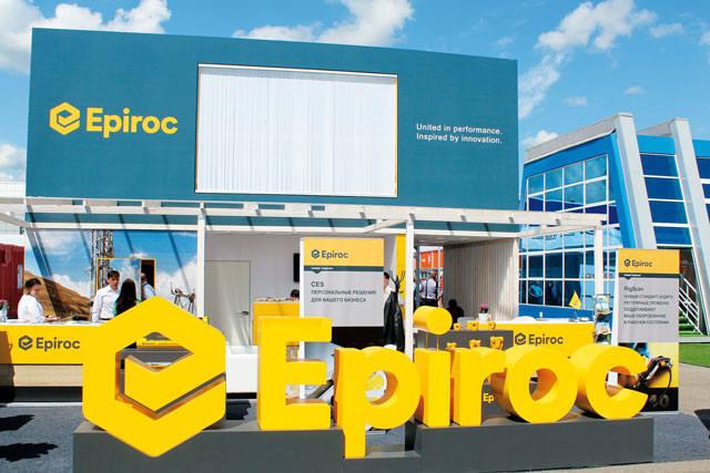 Epiroc. Уголь России и Майнинг 2019