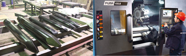 Производство пик на заводе «Профессионал»