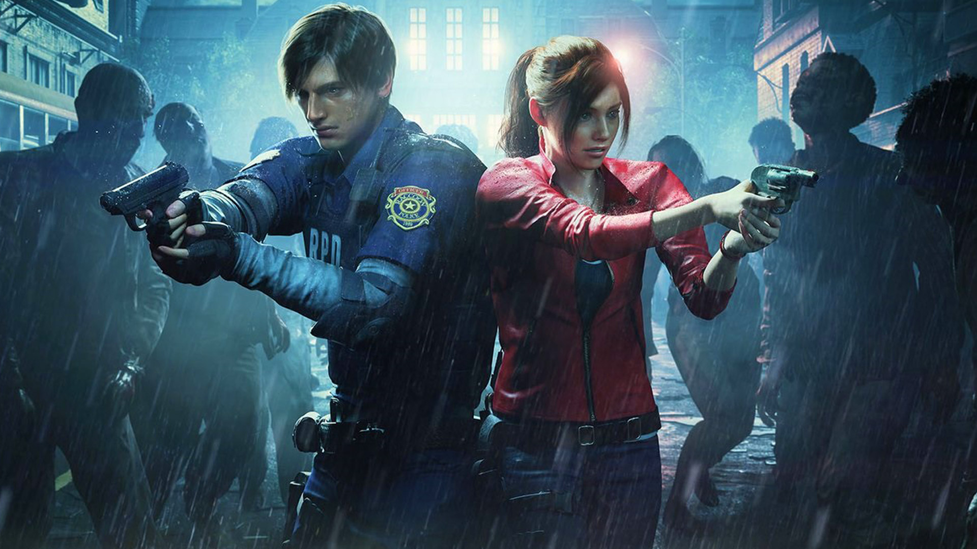 Вышел трейлер новой Resident Evil с кооперативом