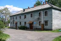 Дом ночного пребывания в Петрозаводске