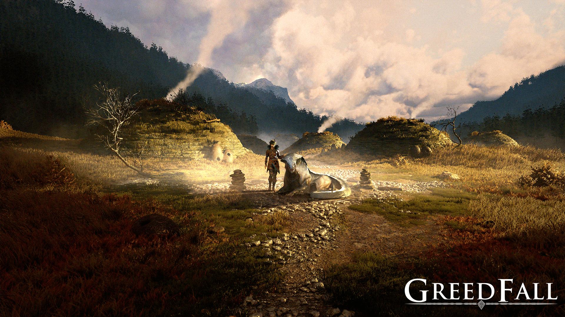 Пираты взломали GreedFall в день выхода игры