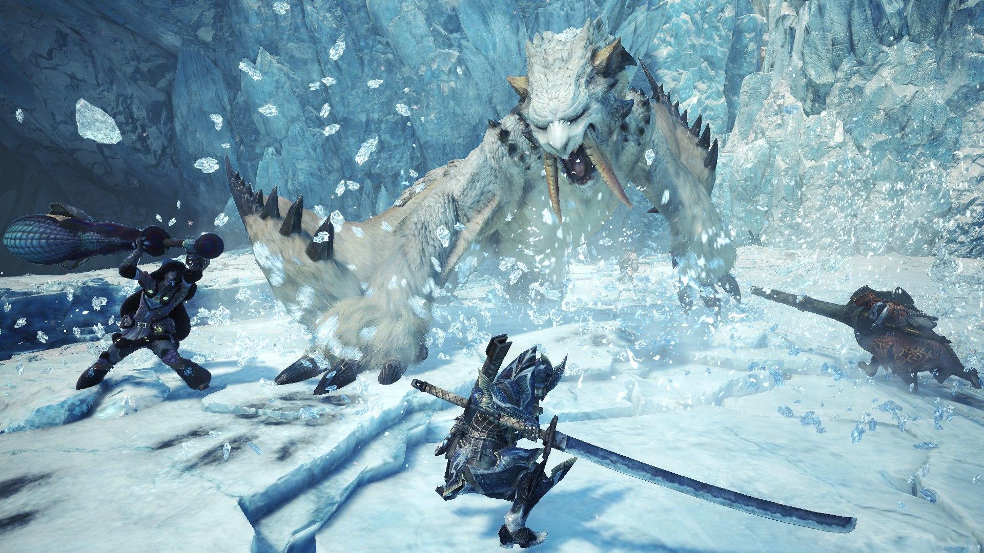Гайд: Как подружиться с Боабоа (Boaboa) в Monster Hunter World: Iceborne