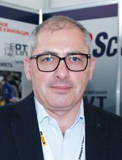Юрий Воронков,   генеральный директор ООО «ТК Раут»