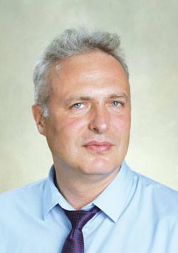 Юрий Антипов,   менеджером по развитию бизнеса MICHELIN в Восточной Европе
