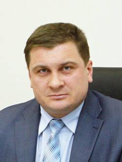 Александр Кожанов, начальник Красноярского территориального центра фирменного транспортного обслуживания