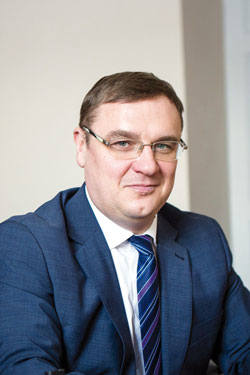 Данил Воробьёв,   директор Биологического института ТГУ