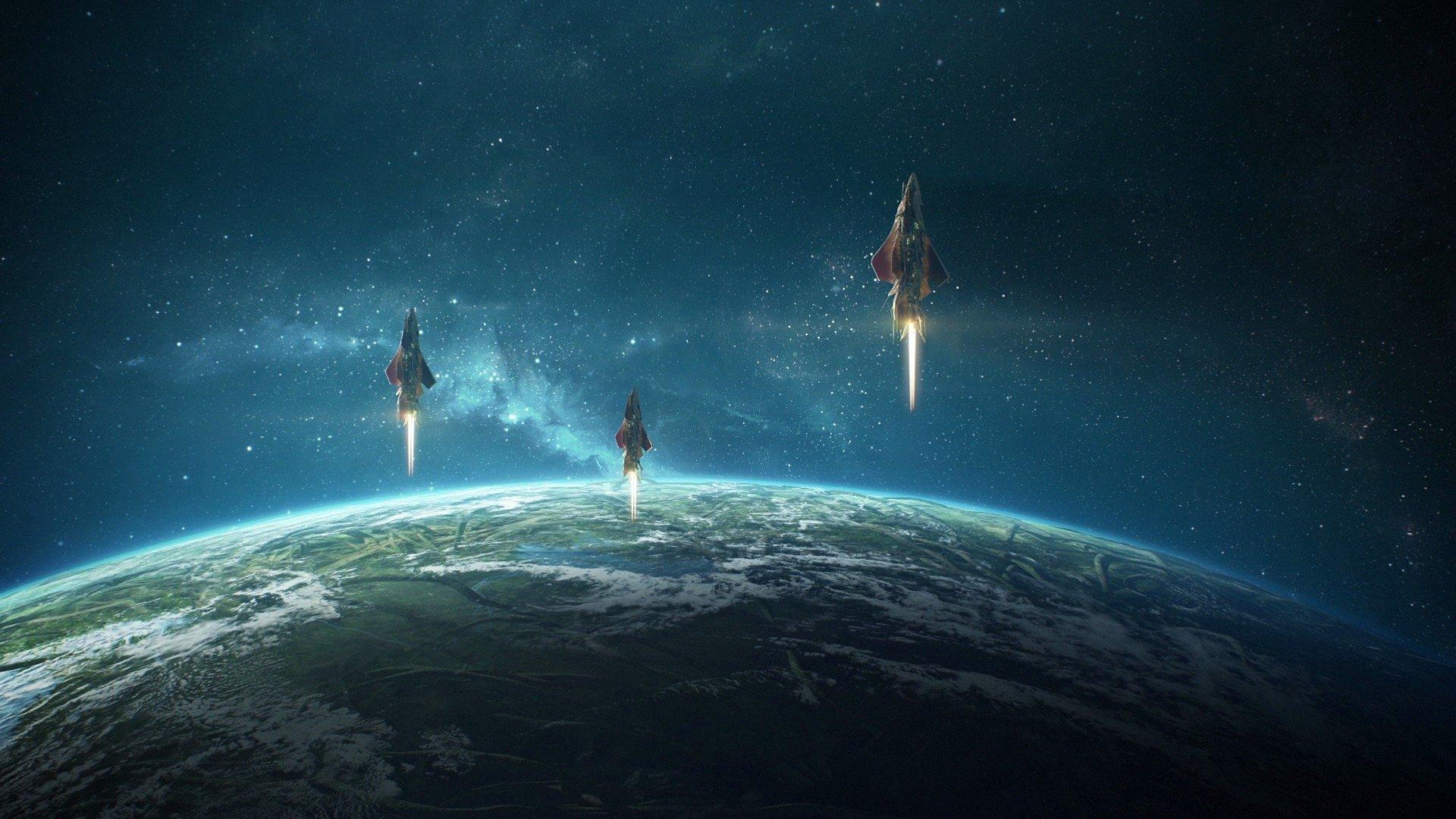 Халява: для Steam бесплатно раздают набор Endless Space с игрой и дополнением