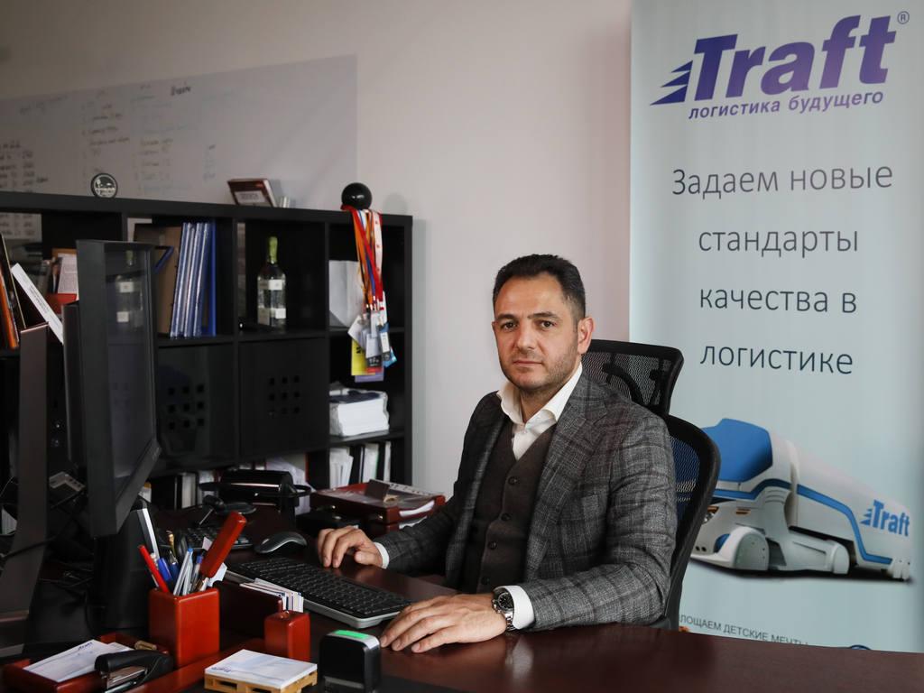 Артур Мурадян, генеральный директор ООО «Трафт»