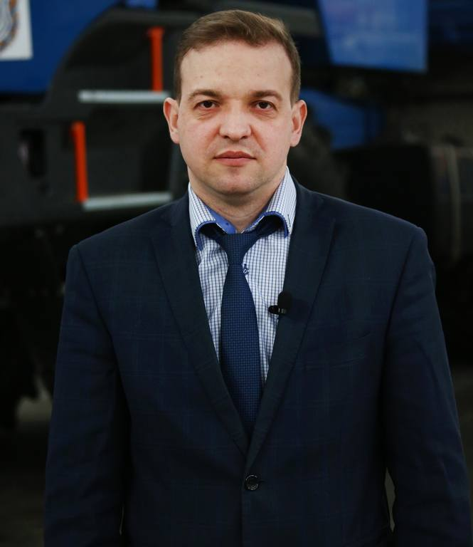 Сергей Назаренко, главный конструктор по инновационным автомобилям ПАО «КАМАЗ»