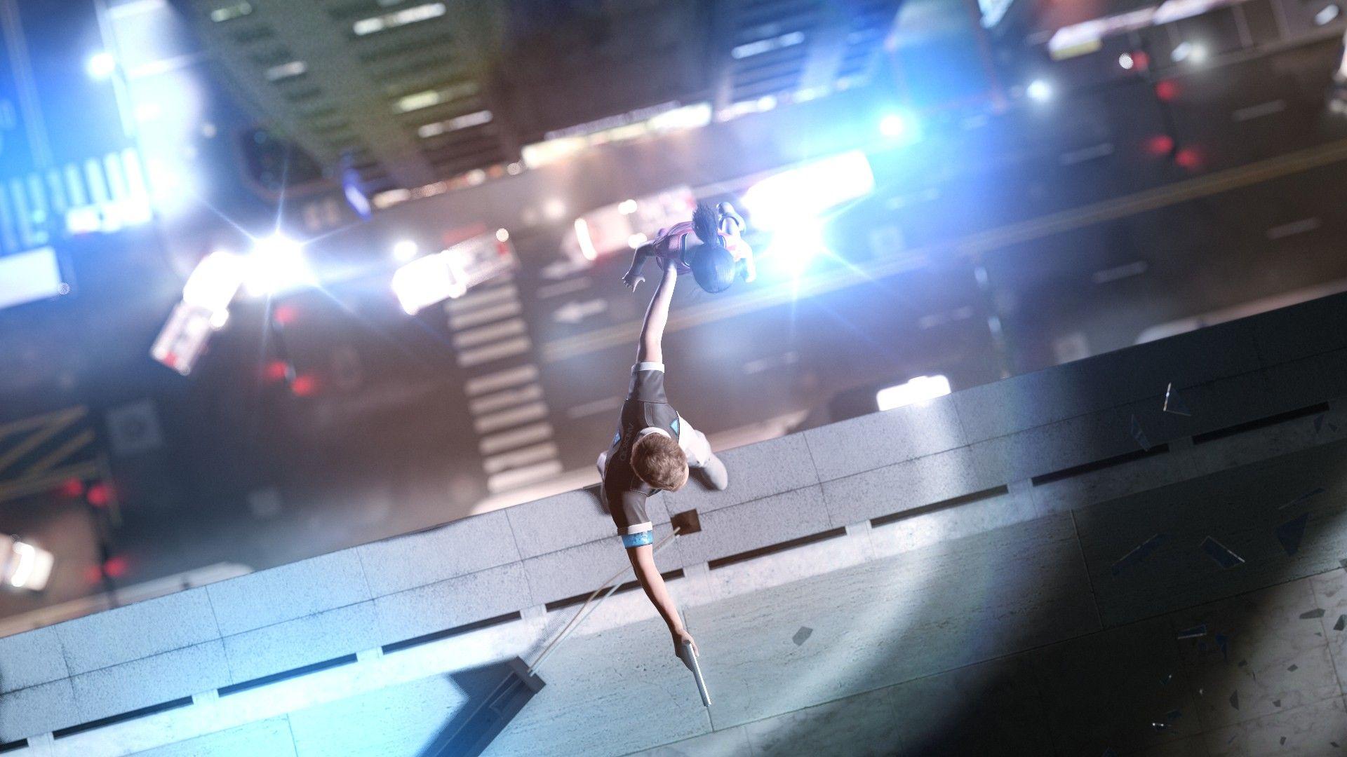В новом ролике показали PC-версию Detroit: Become Human от создателей Heavy Rain