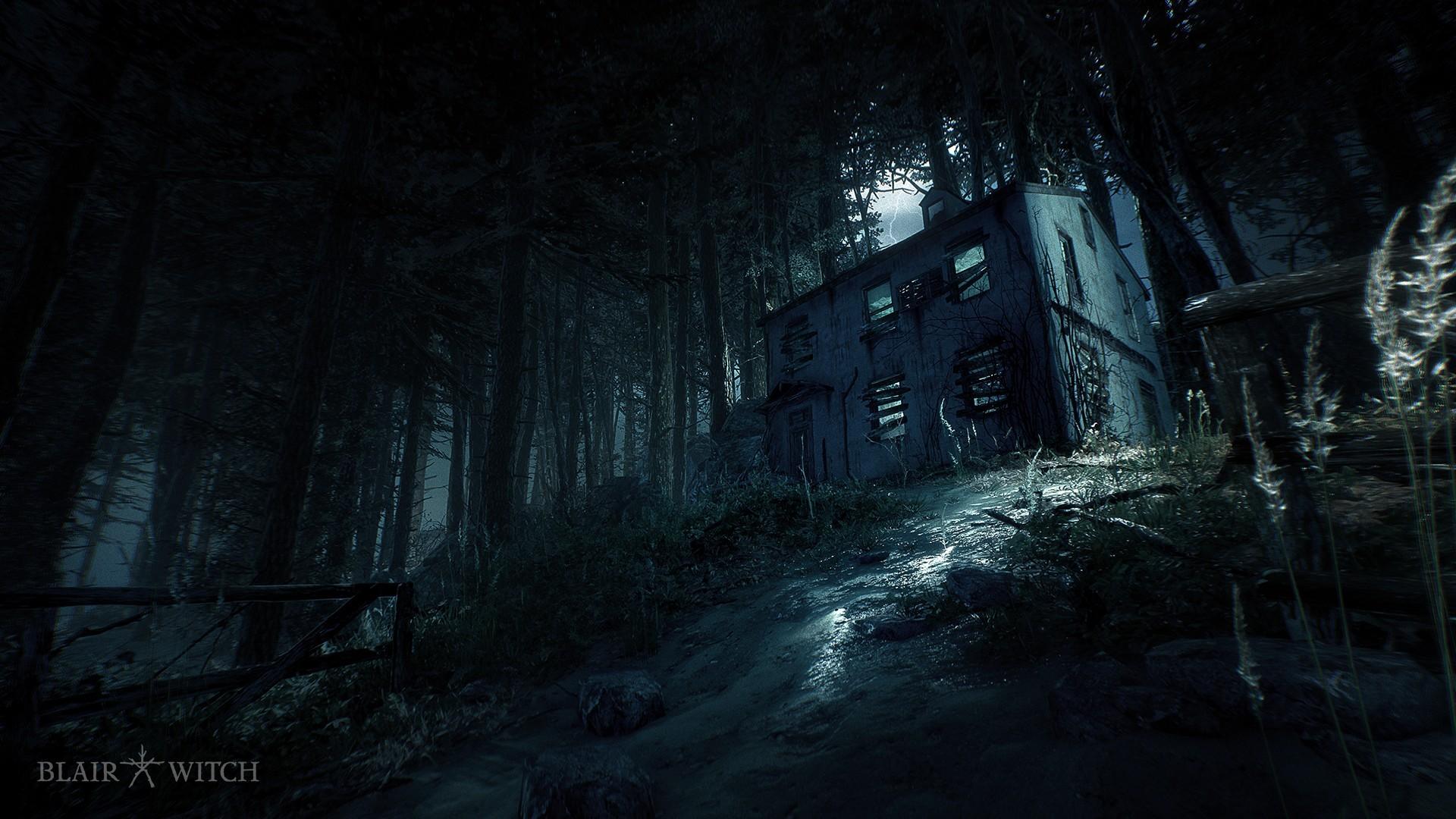 Гайд: Где найти все фотографии в Blair Witch и получить достижения Lost in the woods и Picture perfect