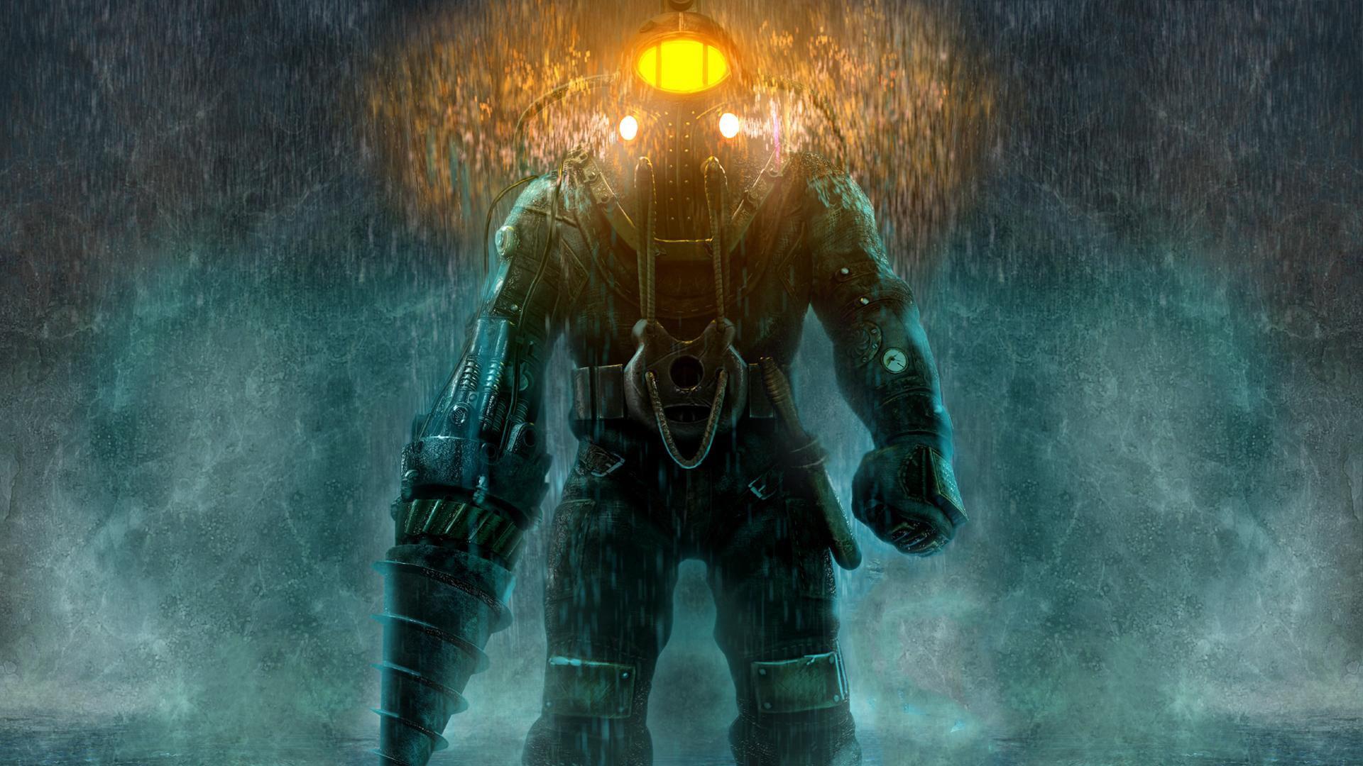 Слух: новую BioShock анонсируют в этом году